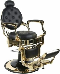 GreenLife® Vintage Heavy Duty Hydraulic 360 Swivel Barber Styling Chair