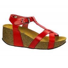 Damen-Sandalen & -Badeschuhe aus Kunstleder für Mittlerer Absatz (3-5 cm) und Business