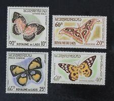 CKStamps: Laos Stamps Collection Scott#101-103 C46 Mint NH OG