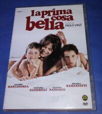 La prima cosa bella DVD