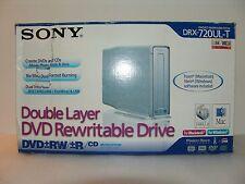Sony DRX 720UL-T - DVD±RW (+R DL) drive - external