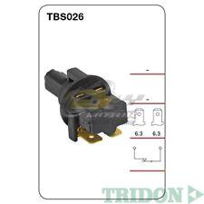 TRIDON STOP LIGHT SWITCH FOR Mercedes Vito 02/98-12/99 2.3L(OM601.942) 8V