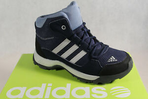 Adidas Hyperhiker K Outdoor Shoes Sport Shoes Running Shoes Blue/White New