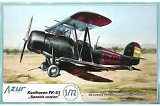 AZUR A064 1/72 Koolhoven FK-51 Spanish version