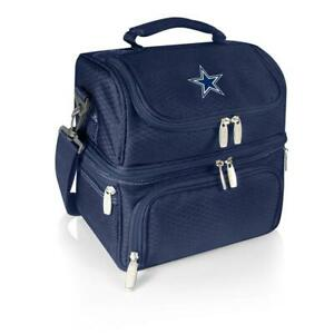 Pranzo Lunch Bag Cooler Picnic Insulated Outdoor Camping Navy Dallas Cowboys New
