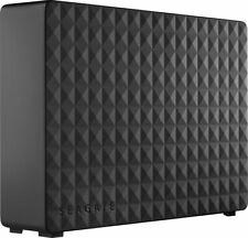 "New Seagate 4TB 3.5"" Expansion Desktop External Hard Drive, USB 3.0 #STEB4000100"