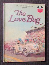 1979 Walt Disney THE LOVE BUG Random House BCE Hardcover VG+