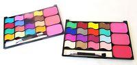 16 Colors Eye shadow Makeup Palette Set Matte Cosmetic Eyeshadow Kit Blush
