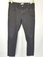 EDC Esprit Mens Jeans size 32/34 Black Slim Fit Denim