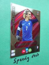 Panini RUSSIA 2018 Fifa World Cup Limited Edition Griezmann Adrenalyn France 18