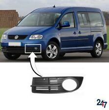NEW VOLKSWAGEN VW CADDY LIFE TOURAN FRONT BUMPER LOWER GRILL LEFT N/S