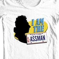 The Ass Man t-shirt Seinfeld Cozmo Kramer retro nostalgic tv show graphic tee