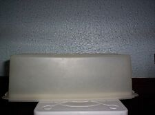 New listing Vintage Tupperware 2 Pound Cheese Loaf Keeper