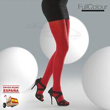 FULLCOLOUR - INTENSE 60 - 22 colores ! PANTYS BÁSICOS OPACOS MATE PANTI