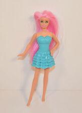 "2011 Princess Graciella 5"" McDonald's #7 Action Figure Barbie A Fairy Secret"