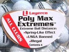 Illegal golf product Poly Max Extreme USGA banned for Taylormade M5 M6 drivers