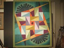 "Rene Cera, "" Playthings "", 1975, Oil On Masonite"