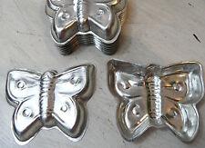 Ausstechform Schmetterling klein Backform Pralinenform Marzipanform Mürbteig