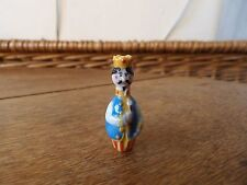 "Vintage Belle Fève en porcelaine "" ROI """