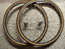 Cyclocross wheelset w/ Mavic Reflex rims, Dura Ace Hubs & Challenge tubular Tire