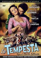 La Tempesta - (1958) Vittorio Gassman *Dvd ** A&R Productions *** ....NUOVO