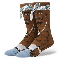 Stance x Tupac Shakur 2Pac Thug Life Hip Hop Rap Bandana Men's Large 9-12 Rare