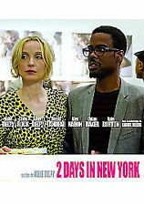 Two Days In New York (Blu-ray, 2012)