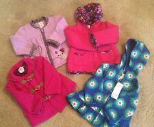 Gymboree 12-24 Month Toddler Girl Spring Jacket Lot Of 4
