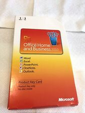 Microsoft  Office Home and Business 2010 - GENUINE Retail PKC