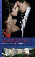 The Man She Can't Forget (Mills & Boon Modern), Cox, Maggie, Good Book