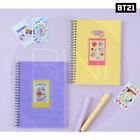 BTS BT21 Official Goods BABY Pocket Spring Note My Little Buddy Ver 2SET 150x210
