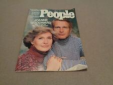 People - July 21, 1975 - Paul Newman / Joanne Woodward Cover