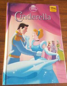 Disney Cinderella Book. Free postage.