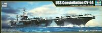 Trumpeter 1:700 USS Constellation CV-64 U.S. Aircraft Carrier Model Kit