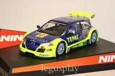 SCX Scalextric Slot Ninco 50438 Renault Mégane TrophyTepac Nº5 F.Gabillon