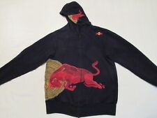 Red Bull Athlete Only Turning Torso hoodie sweater sweat vest sz XL >VERY RARE<