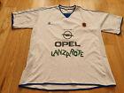 Mens Union Deportiva Lanzarote Home Football Shirt 2010-2011 Size XL