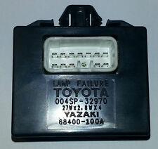 Camry OEM Brake Tail Light Lamp Failure Module Sensor Relay Assembly 004sp-32970
