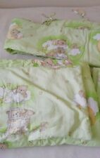 Baby bed Bumper, Duvet and pillow