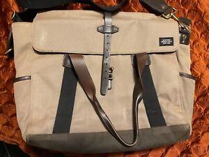 Jack Spade Large Messenger Bag