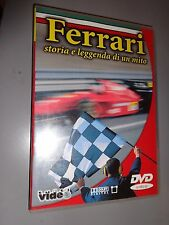 DVD FERRARI STORIA E LEGGENDA DI UN MITO