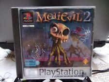 JEU PLAYSTATION 1 - MEDIEVIL 2