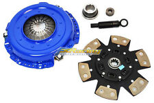 FX STAGE 3 MIBA CLUTCH KIT 1979-1985 FORD MUSTANG GT MERCURY CAPRI RS 5.0L 8CYL