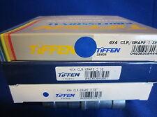 TIFFEN 4x4  CORAL  GRAPE GRAD SE  1,2,3  (LOT OF 3)