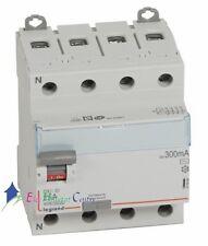 Inter différentiel 4P25A 300mA type AC Vis/Vis Legrand 411664