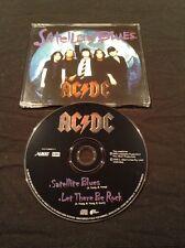 AC/DC SATELLITE BLUES CD  AUSTRALIA PRESS  EMI  ALBERT 72438898402 7  RARE OOP