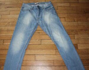PULL & BEAR  Jeans pour Homme W 32 - L 32 Taille Fr 42  (Réf # O086)