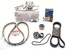 OEM Timing Belt Water Pump Serpentine Belt Kit for Honda Acura 3.0L 3.2L 3.5L V6