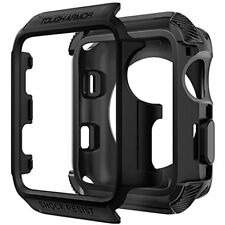 HOT Tough Armor Rugged Protective Case For 42mm Apple Watch Series 3 / 2 Black