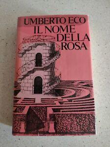 Umberto Eco - IL NOME DELLA ROSA - CDE